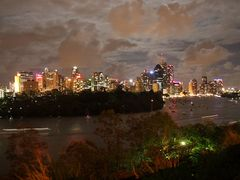 Brisbane: 0100hours 01/01/2010 by <b>Ian Stehbens</b> ( a Panoramio image )