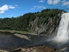 Chutes Montmorency by <b>manuamador</b> ( a Panoramio image )