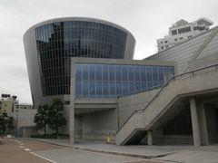 Suntry Museum by <b>Kaiseikun</b> ( a Panoramio image )