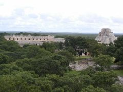 Uxmal desde arriba by <b>LEIRE13</b> ( a Panoramio image )