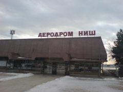 Aerodrom Nis by <b>Aleksa Randjelovic</b> ( a Panoramio image )