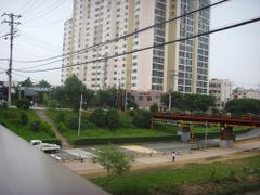 Oncheoncheon (Riv.) Railbridge by <b>G43</b> ( a Panoramio image )