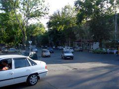 katartal st /  muqimiy st by <b>gundomar</b> ( a Panoramio image )