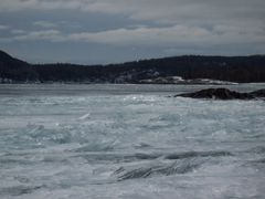 Ice Flow by <b>Wiz4</b> ( a Panoramio image )