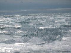 Ice Flow Closeup by <b>Wiz4</b> ( a Panoramio image )
