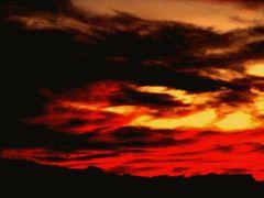 """""""CIELO APASIONADO"""".....  """" passionate sky""""  DEDICA a:    NURIA ( by <b>CARMEN ALCALDE</b> ( a Panoramio image )"""
