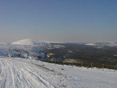 view of Luostotunturi by <b>ruedi_w</b> ( a Panoramio image )