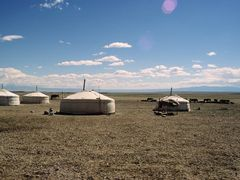 in the steppe by <b>michpol</b> ( a Panoramio image )