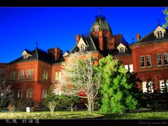 Former Hokkaido Government Building by <b>swinelin</b> ( a Panoramio image )