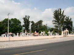 Cojumatlan Michoacan, Panteon municipal by <b>salcampos3301</b> ( a Panoramio image )