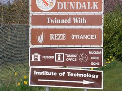 Welcome to Dundalk by <b>gpermant</b> ( a Panoramio image )
