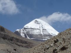 Mt Kailash by <b>Bob Witlox</b> ( a Panoramio image )