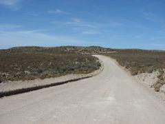"Paisaje y caminos de la ""Peninsula Valdes""  ""Chubut"" ""Arg"" by <b>Omar Gobbi</b> ( a Panoramio image )"