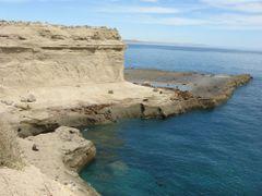 """""""Lobos Marinos"""" en """"Punta Piramides""""  """"Peninsula Valdes""""  """"Chubu by <b>Omar Gobbi</b> ( a Panoramio image )"""