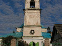 д. Елины. церковь. by <b>Dimitriy60</b> ( a Panoramio image )