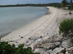 Black Point beach at high tide by <b>kodacdahustla</b> ( a Panoramio image )