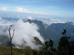 Gunung Mulu panoramic view by <b>ian hollingsworth</b> ( a Panoramio image )