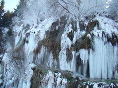 WATERFALL THERMAL WATER_01   TOPLITA-HARGHITA by <b>B@sty</b> ( a Panoramio image )