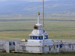 Ступа by <b>Andrei Ogorodnik</b> ( a Panoramio image )