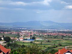 Pogled ka Nisu sa Mramorskog brda by <b>tosa43</b> ( a Panoramio image )