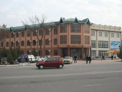 Гостиница около вокзала by <b>ulugbek67</b> ( a Panoramio image )