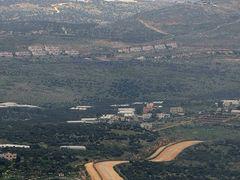 The Armistice Agreement Line by <b>CarmelH</b> ( a Panoramio image )