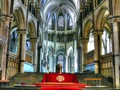 Canterbury Cathedral by <b>Josep Maria Alegre</b> ( a Panoramio image )