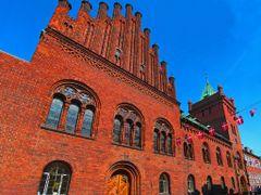DEN Helsingoer Raadhus Panorama by KWOT by <b>KWO Tsoumenis</b> ( a Panoramio image )