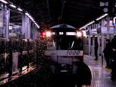 ?Snowing Kei-kyu Yokohama Station? by <b>?AXL?BACH?</b> ( a Panoramio image )