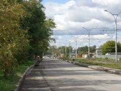 ул. Широкая by <b>nskstreets</b> ( a Panoramio image )