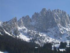 Les Gastlosen en hiver by <b>David Vaucher</b> ( a Panoramio image )