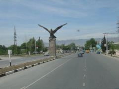 Худжанд, Таджикистан  by <b>Sivokon</b> ( a Panoramio image )