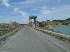 Мост через Сыр-Дарью by <b>Sivokon</b> ( a Panoramio image )