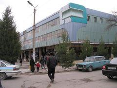 ЦУМ by <b>Rinat Kurbanov</b> ( a Panoramio image )