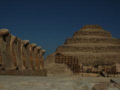 Piramide de Saqqara by <b>Concepcion Becerril</b> ( a Panoramio image )