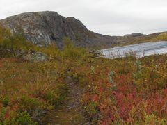 Jarfjordfjellet by <b>labyrint</b> ( a Panoramio image )