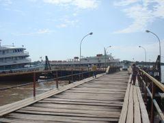 Tabatinga Bootsableger nach Manaus by <b>jason.richard</b> ( a Panoramio image )