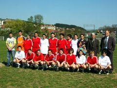 Zenski Fudbalski Klub Sloga iz zemuna u Kursumliji by <b>Teca sa Dunava</b> ( a Panoramio image )