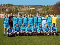 Zenski Fudbalski Klub Kolibri u Kursumliji by <b>Teca sa Dunava</b> ( a Panoramio image )