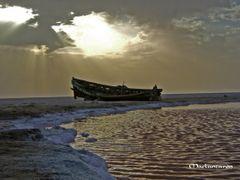 Chott el Jerid (Tunez) by <b>MacLantaron</b> ( a Panoramio image )