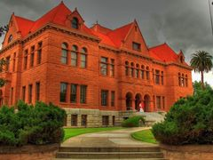 Historical Old Court of Orange County, Santa Ana, California by <b>Elena Omelchenko</b> ( a Panoramio image )