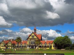 The Bathhouse of Rotorua 2005 by <b>mainufo</b> ( a Panoramio image )