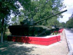 музей боевой техники by <b>mel2010</b> ( a Panoramio image )