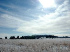 Field by Crazy Horse Monument by <b>Douglas Feltman</b> ( a Panoramio image )