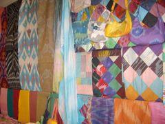 Marghilan silk by <b>gswatson</b> ( a Panoramio image )