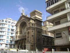 Mosquee Errahma(ex-Eglise St-Charles). by <b>haninouya</b> ( a Panoramio image )