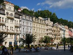 Karlovy Vary 2   CZ by <b>galitsos</b> ( a Panoramio image )