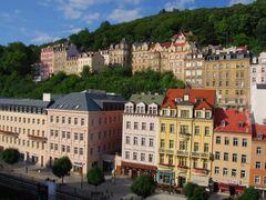 Karlovy Vary 1  CZ by <b>galitsos</b> ( a Panoramio image )