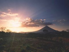 Views of Volcan Concepcion by <b>JohnMacdonald</b> ( a Panoramio image )