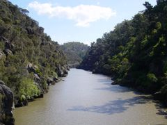 Cataract Gorge by <b>lieskovec</b> ( a Panoramio image )